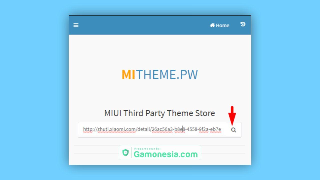 Cara Download Tema Xiaomi mtz di Zhuti gratis