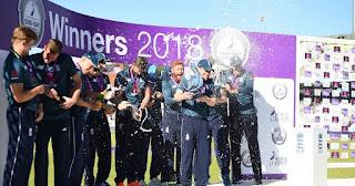 Australia tour of England 5-Match ODI Series 2018