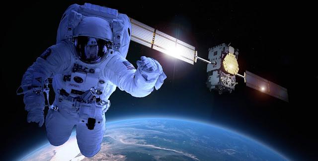 شراء سكان الإمارات  تذاكر إلى الفضاء ضمن رحلة للسياح.
