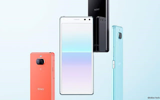 سوني تكشف مؤخرا عن هاتفها الجديد Xperia 8