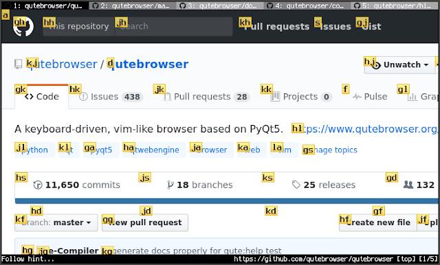 برامج لتصفح الويب بدون ماوس