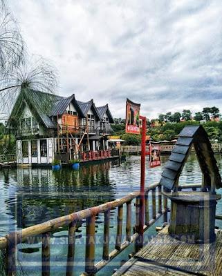 tempat wisata rekomendasi di bandung floating market