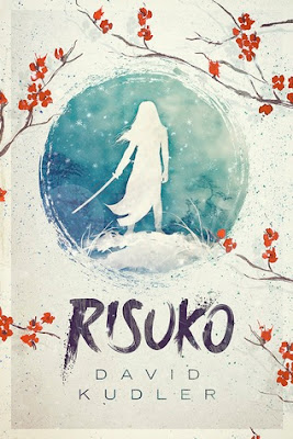 Amber the Blonde Writer - Waiting on Wednesday: Risuko by David Kudler