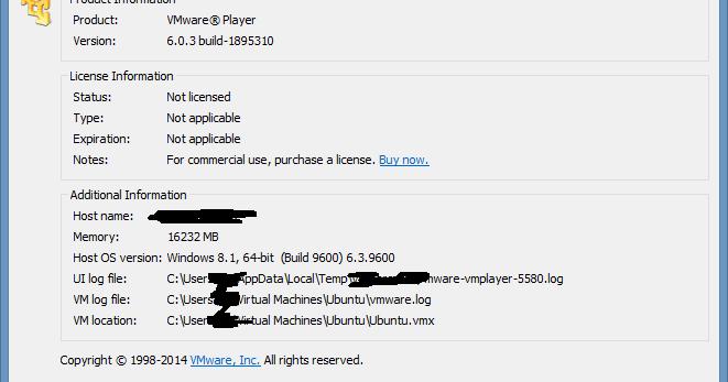Notes of a Programmer: After Kernel Upgrade VMware Ubuntu Guest Hang
