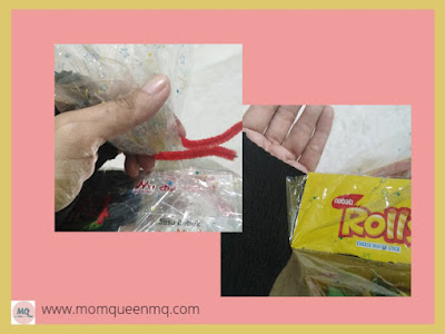 cara membuat hampers