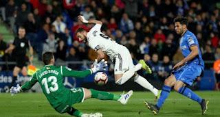 خيتافي يفرض التعادل على ريال مدريد في الليجا