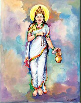 Maa Brahmacharini Images