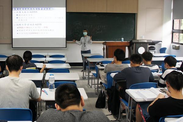 防疫不停學 大葉資管系22人考取乙級證照ERP規劃師