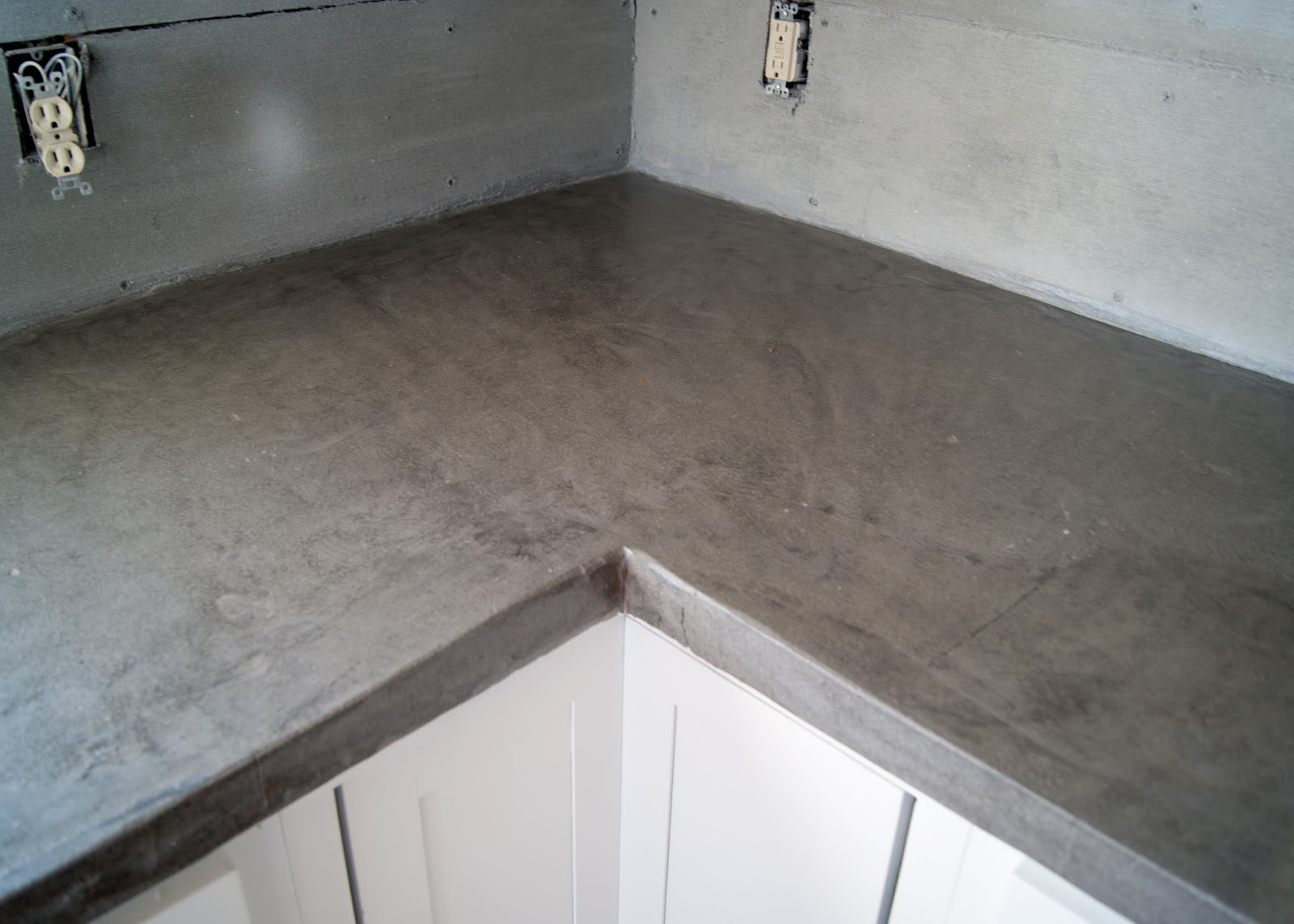 Concrete Looking Countertops Bstcountertops
