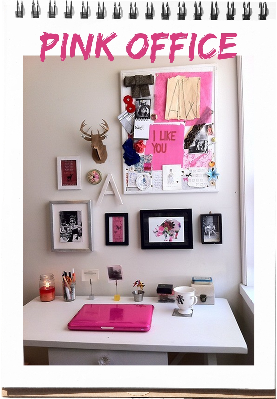 Ers Remes Pink Office