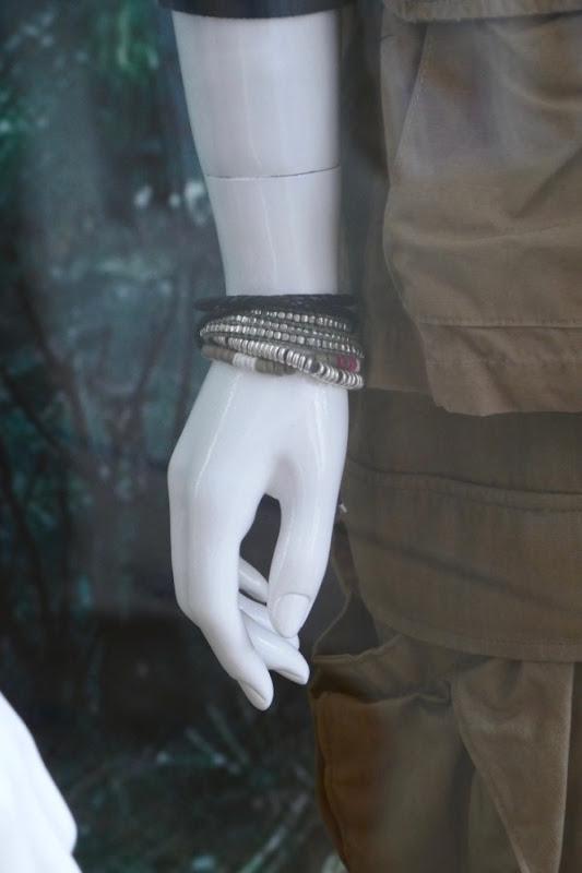 Annihilation Anya Thorensen costume bracelets