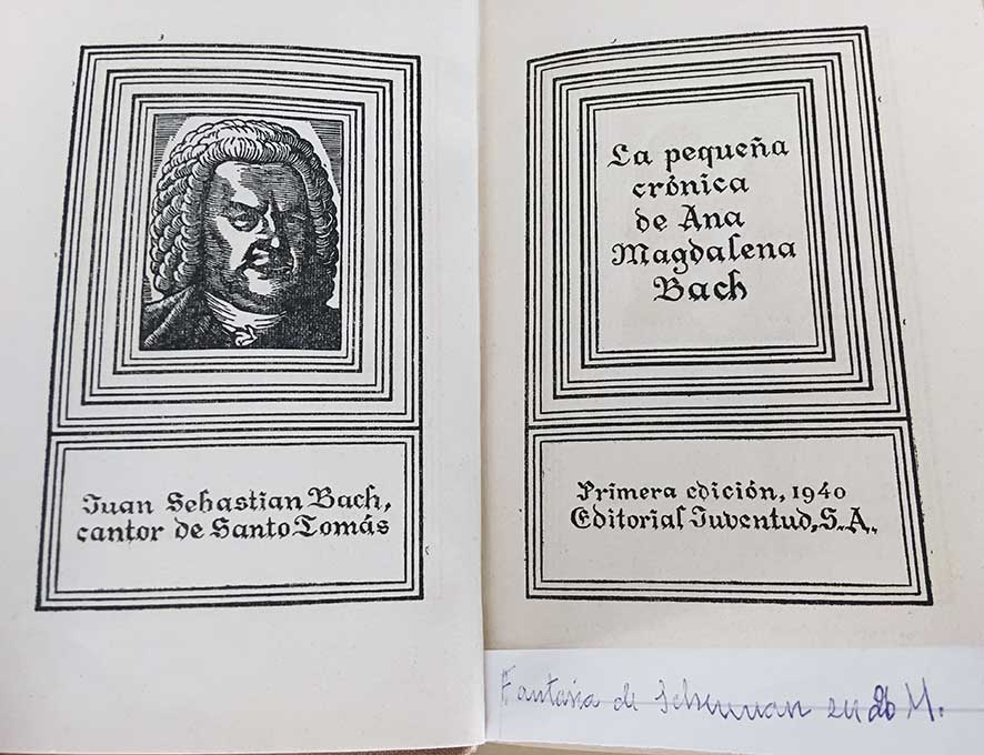 Nota de TPM encontrada en el libro