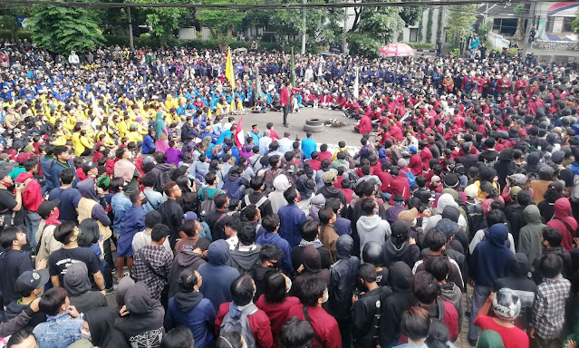 Hati Rakyat Telah Tersakiti, BEM Seluruh Indonesia Bakal Demo Besar-besaran