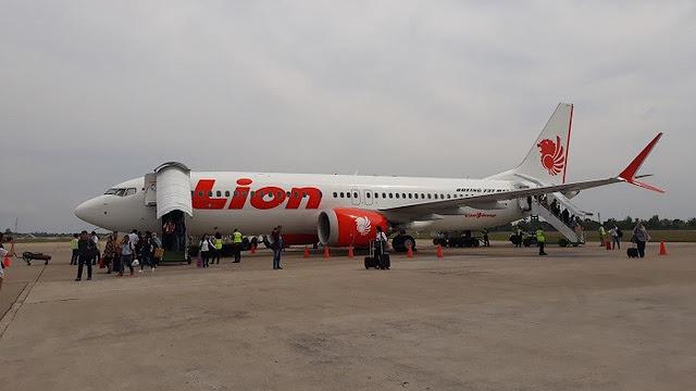 Perusahaan Boeing Keluarkan Petunjuk Operasional Tambahan untuk Pesawat 737 Max 8