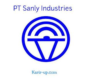 Lowongan Operator PT Sanly Industries Cikarang Maret 2020