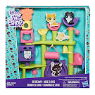 Littlest Pet Shop Series 3 Large Playset Sada Persiafluff (#3-79) Pet