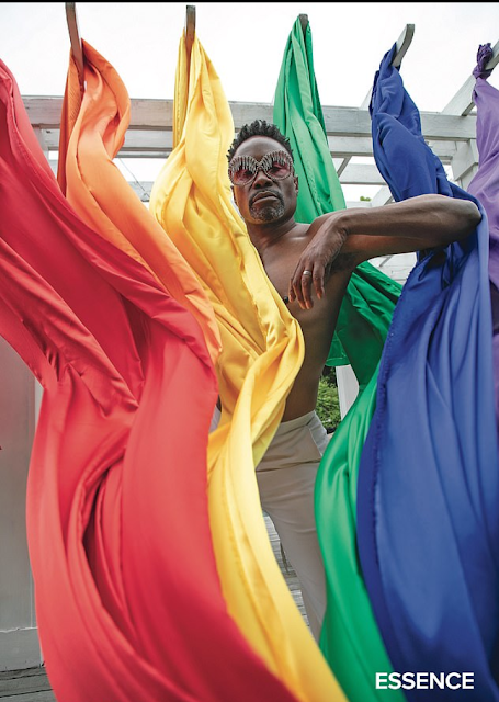 20200704 082811 - Billy Porter turns into first homosexual man to cowl Essence journal