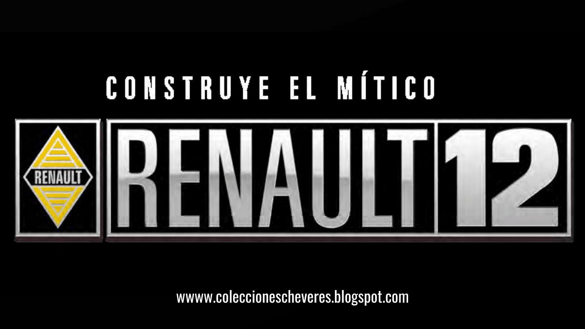 construye el mitico renault 12 1:8 planeta deagostini mexico