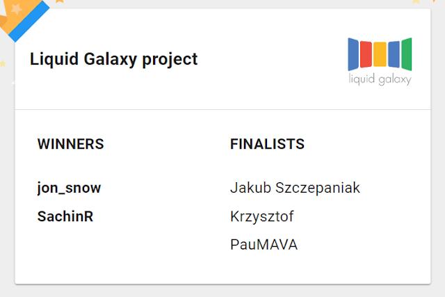 Y los ganadores del Google Code-in 2018 son...