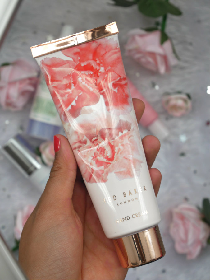 ted baker hand cream