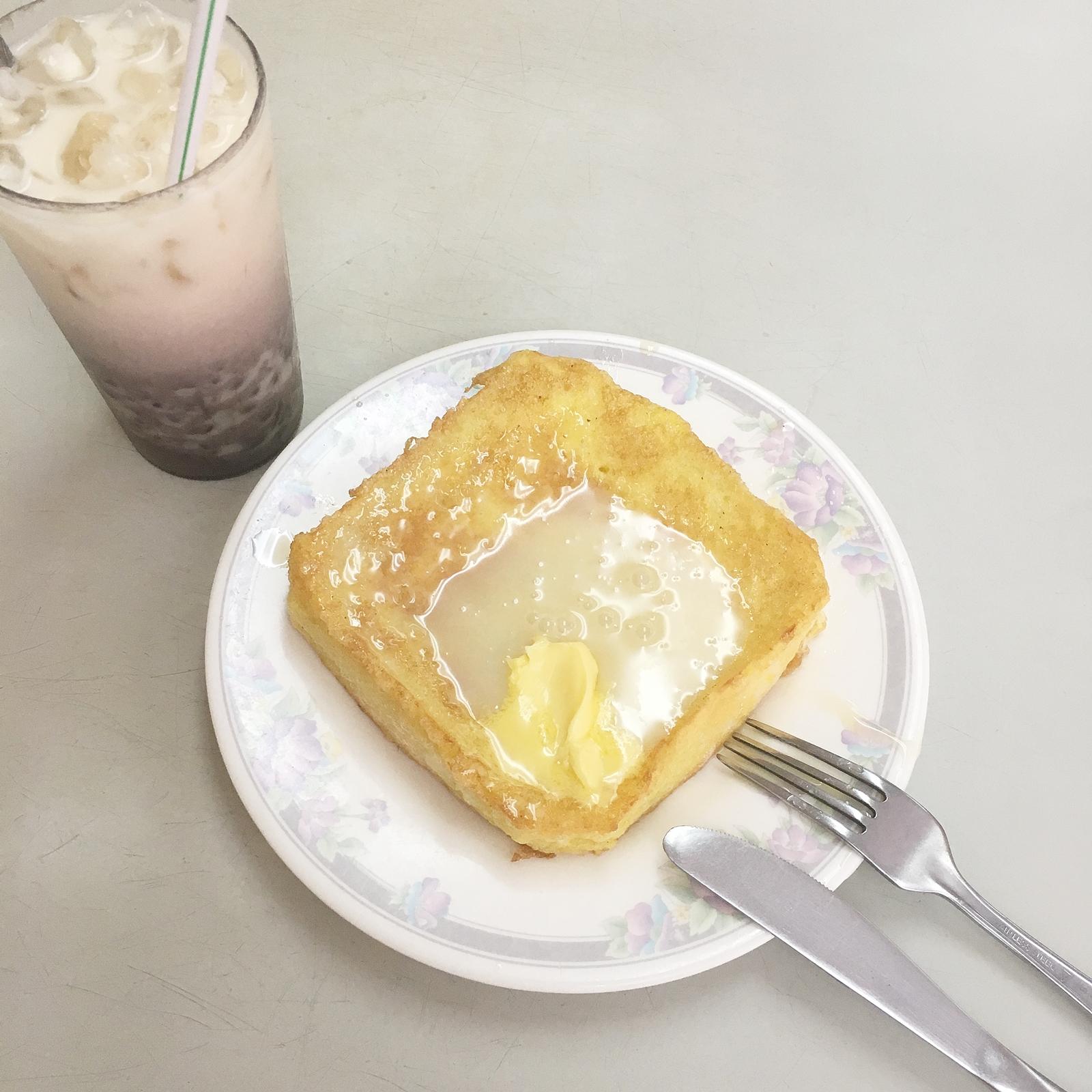 [香港早餐] 來香港必定要吃的21家地道早餐 (蛋奶素可) | 《早餐女皇之蔬食日常》