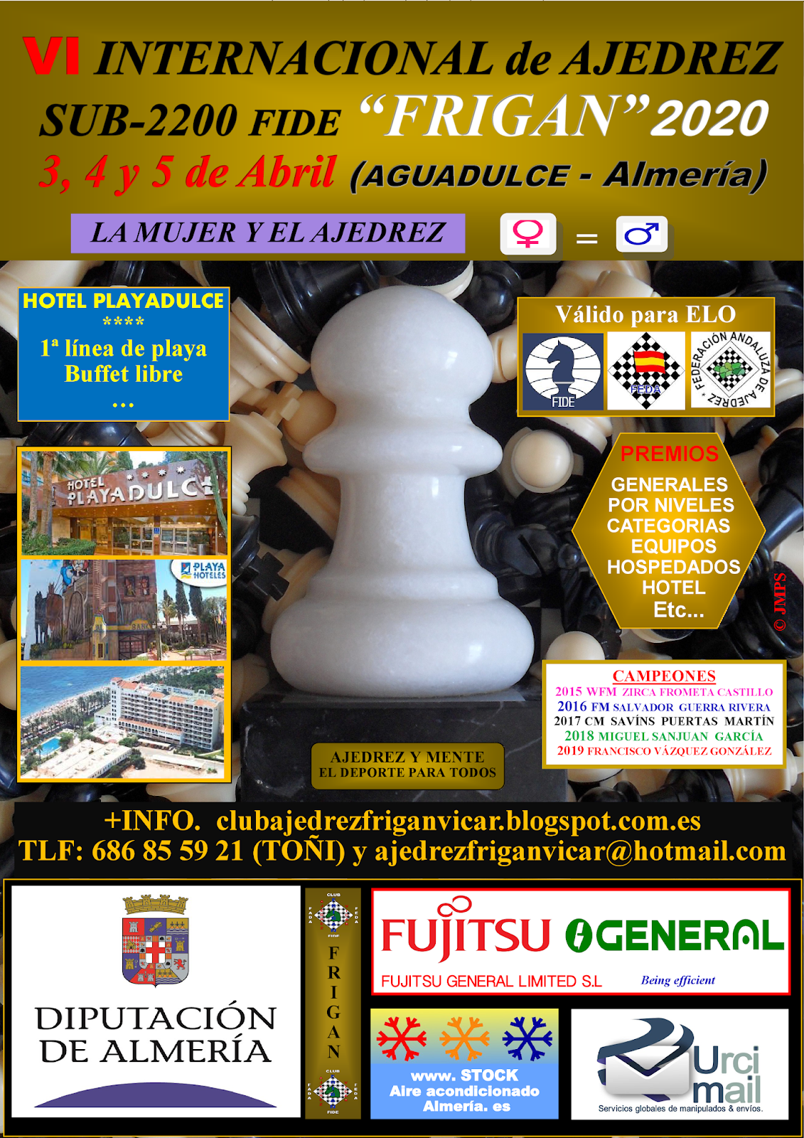 Cartel Internacional Sub2200 Frigan