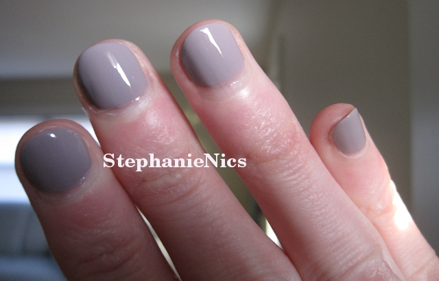 Stumpy Nails By Stephanienics A Nail Polish Blog Notd Orly You Re Blushing