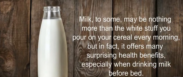 Milk is good for Health