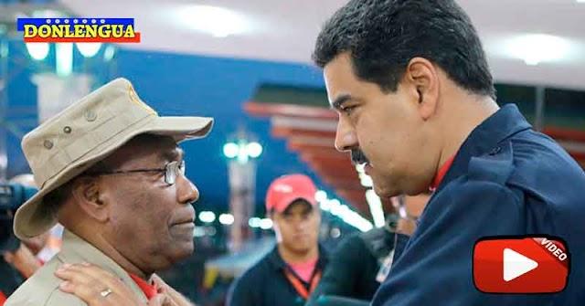 Maduro aseguró que Aristóbulo Istúriz se curó tomando las gotas de Carvativir