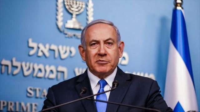 """Netayahu revela parte de principios de """"acuerdo del siglo"""" de EEUU"""
