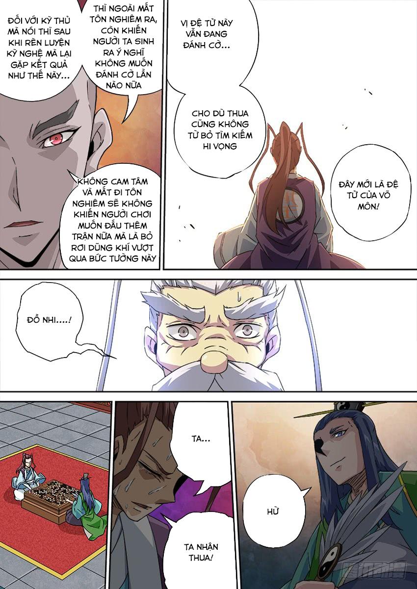 Quyền Bá Thiên Hạ Chapter 172