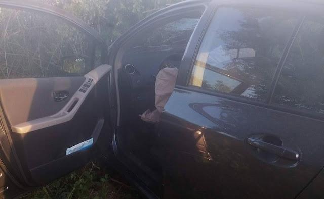 Θεσπρωτία: Ευτυχώς δεν είχαμε τρυματίες σοβαρά σε τροχαίο στη Θεσπρωτία