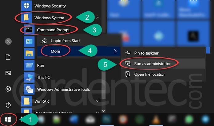 Windows 10 Arama Çalışmıyor Sorunu Çözümü