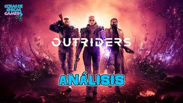 Análisis de Outriders para PlayStation 5 PS5
