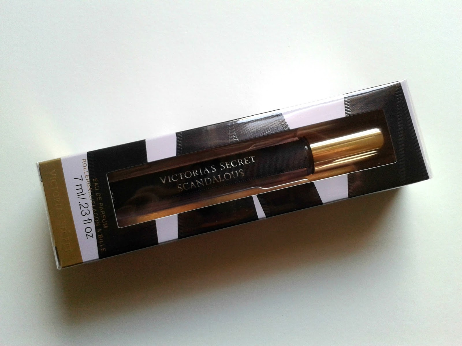 Victoria's Secret Scandalous Rollerball Beauty Haul