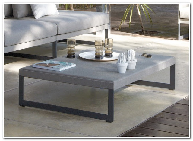 Outdoor Coffee Tables Modern