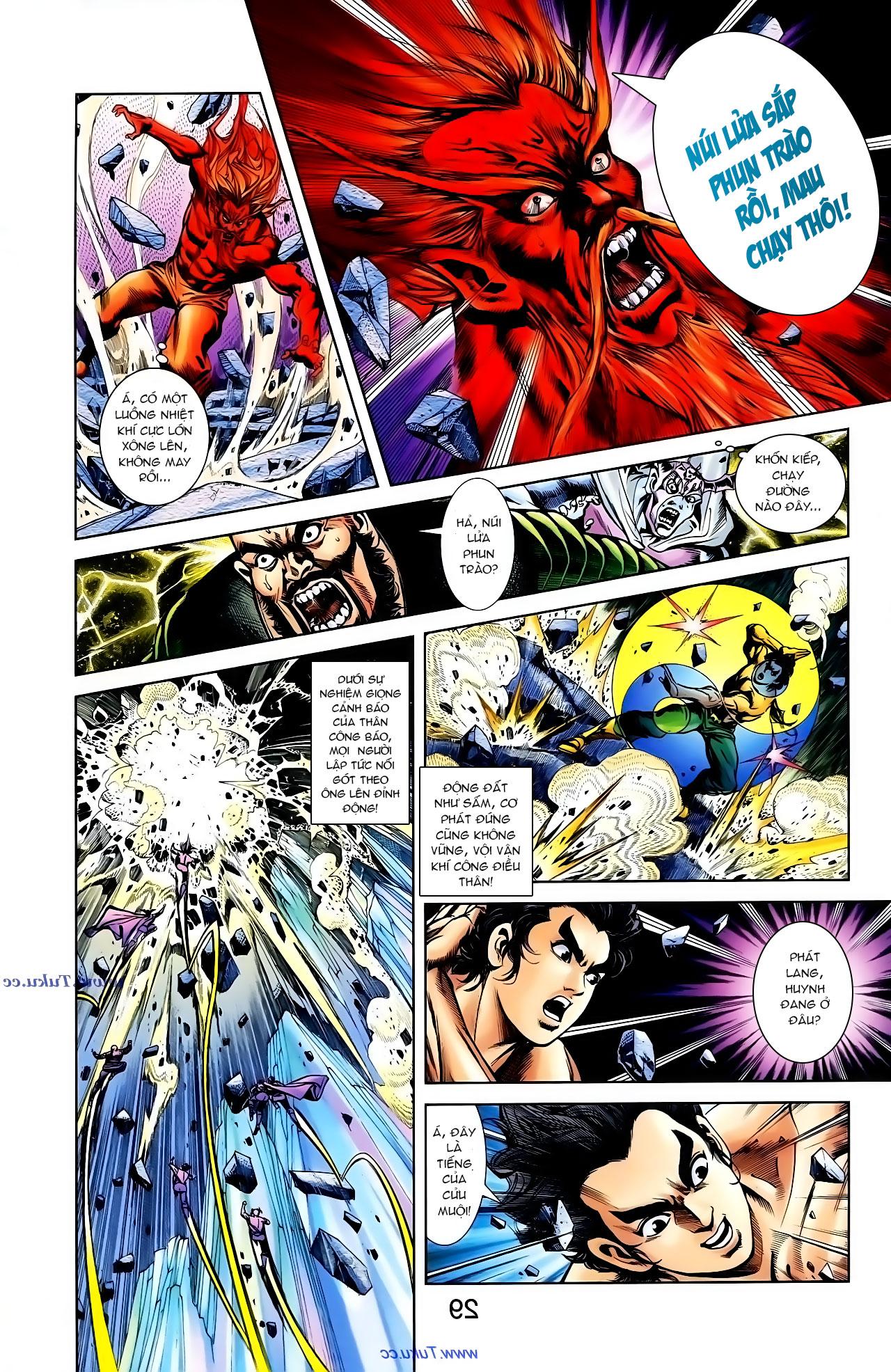 Cơ Phát Khai Chu Bản chapter 103 trang 5
