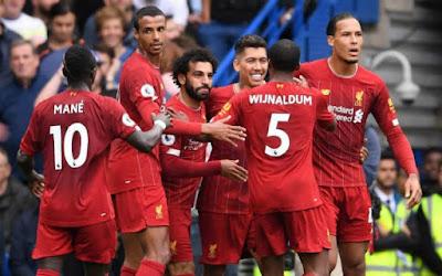 مشاهدة مباراة ليفربول ومانشستر يونايتد بث مباشر اليوم 20-10-2019 في الدوري الانجليزي