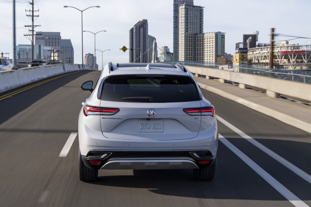 2022 Buick Envision Review