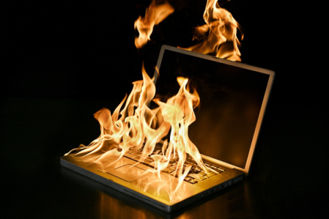 why my laptop is hot