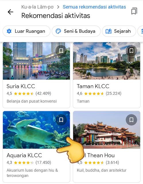 Cara Menggunakan Fitur Jelajah Google di Android