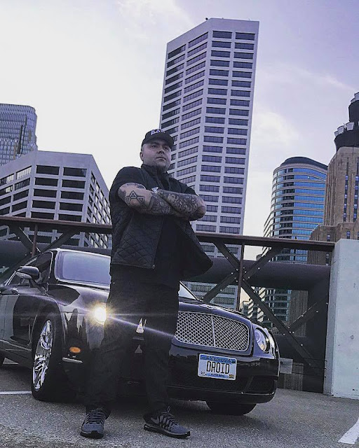 "Dima Kash world premier of new video ""All Night ft. King Wayz"""