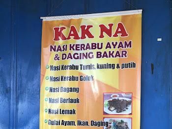 Nasi Kerabu Ayam & Daging Bakar