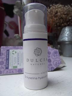 Dulcia Natural Očné sérum 3x kyselina hyalurónová