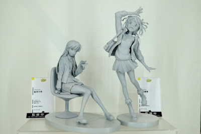 Chihaya y Haruka 1/8 de Idolamaster