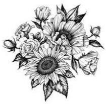gambar bunga matahari tumblr