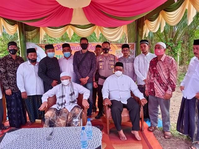 Pemkab. Aceh Utara Dukung Pembangunan Cabang Dayah Paya Pasie Tanah Luas