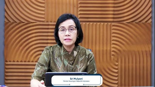 Sri Mulyani Minta Ahli Ekonomi Islam Bantu Pemulihan Ekonomi Nasional