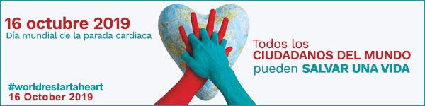 16 de Octubre - Día Mundial de la Parada Cardíaca