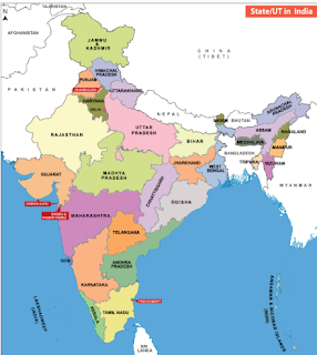 Union and its Territory-Indian Constitution
